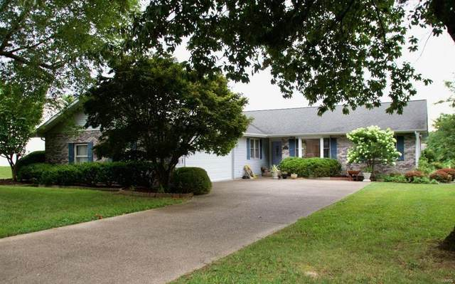 122 Archelle Drive, CARBONDALE, IL 62901 (#20062743) :: Parson Realty Group
