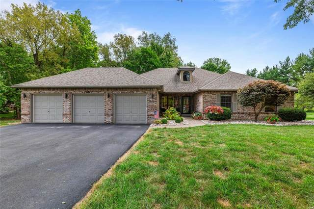 601 Crown Pointe, Belleville, IL 62221 (#20062754) :: The Becky O'Neill Power Home Selling Team