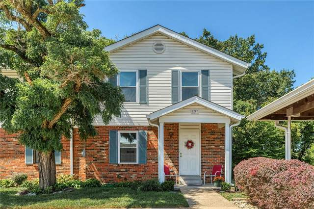 1267 Cliffridge Lane, Valley Park, MO 63088 (#20062775) :: The Becky O'Neill Power Home Selling Team