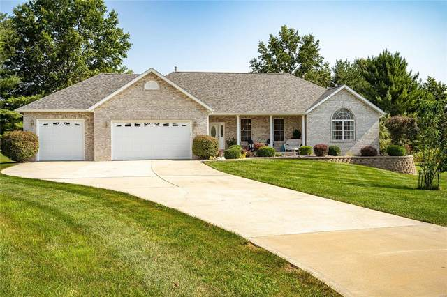 9 Peggy Sue Court, Collinsville, IL 62234 (#20062778) :: The Becky O'Neill Power Home Selling Team