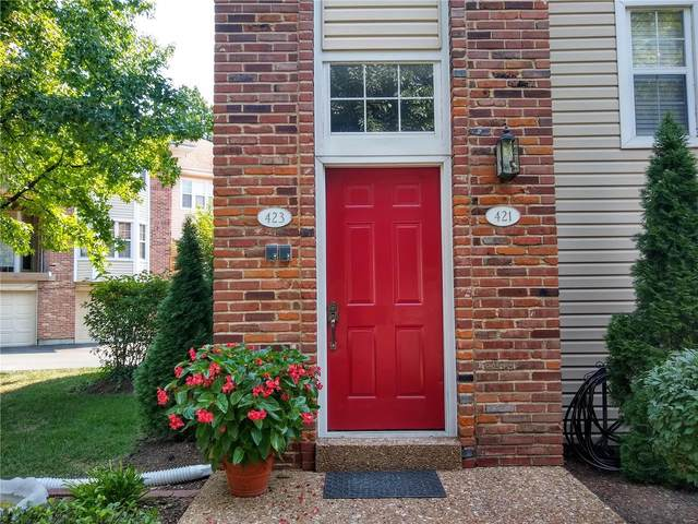 423 Meramec #2, Saint Charles, MO 63303 (#20062790) :: The Becky O'Neill Power Home Selling Team