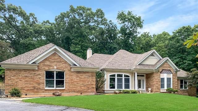 17283 Portland Cove Lane, Wildwood, MO 63038 (#20062891) :: The Becky O'Neill Power Home Selling Team
