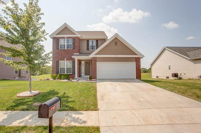 3917 Beechmont Circle, Swansea, IL 62226 (#20062977) :: Parson Realty Group