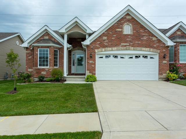 126 Bogey Boulevard, Arnold, MO 63010 (#20062982) :: Parson Realty Group