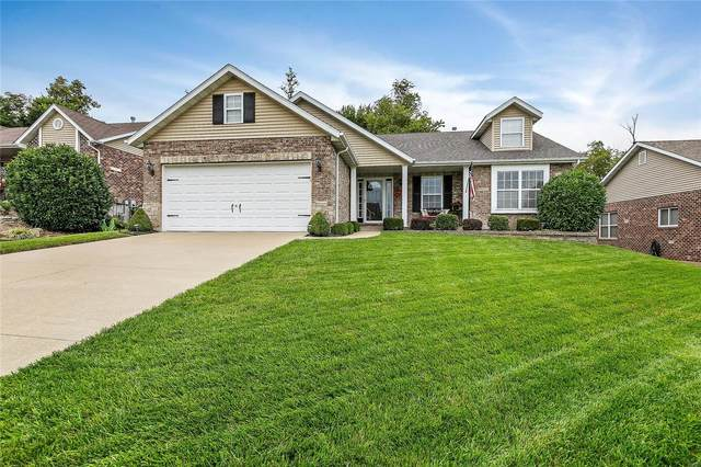 428 Micahs Way, Columbia, IL 62236 (#20063016) :: The Becky O'Neill Power Home Selling Team