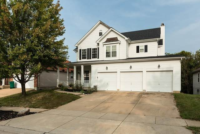 3594 Lakeview Heights Drive, St Louis, MO 63129 (#20063044) :: The Becky O'Neill Power Home Selling Team
