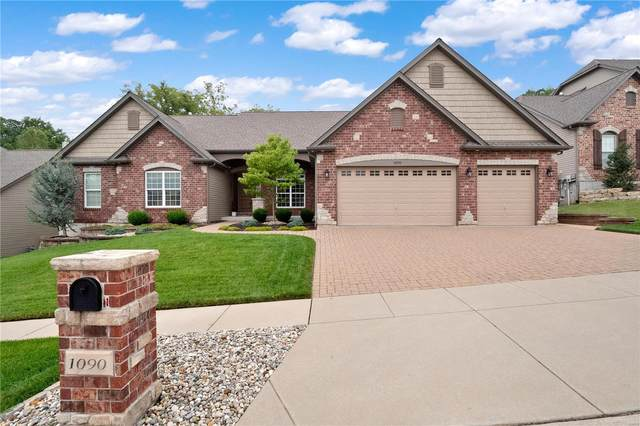 1090 Bridleridge Crossing Spur, High Ridge, MO 63049 (#20063111) :: Peter Lu Team