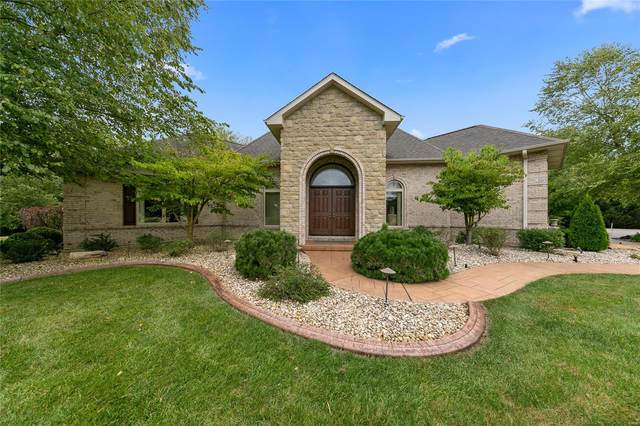1369 Palmer Creek Drive, Columbia, IL 62236 (#20063179) :: The Becky O'Neill Power Home Selling Team