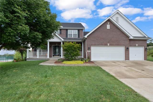 1429 Double Eagle Circle, Belleville, IL 62220 (#20063183) :: Hartmann Realtors Inc.