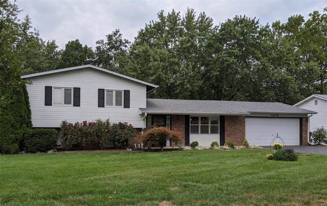 1215 Momarte Lane, Unincorporated, MO 63146 (#20063219) :: The Becky O'Neill Power Home Selling Team