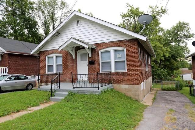 8022 Cler Avenue, St Louis, MO 63114 (#20063307) :: Century 21 Advantage