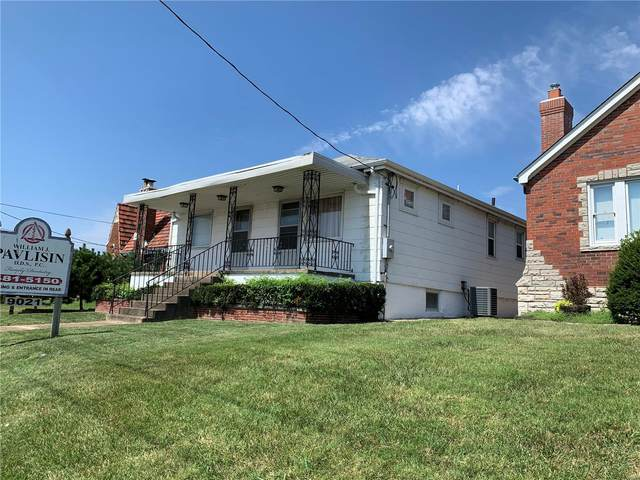 9021 Gravois, St Louis, MO 63123 (#20063315) :: The Becky O'Neill Power Home Selling Team