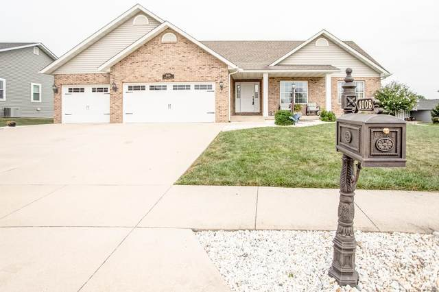 1008 Hickory Grove Drive, Jerseyville, IL 62052 (#20063334) :: Kelly Hager Group | TdD Premier Real Estate