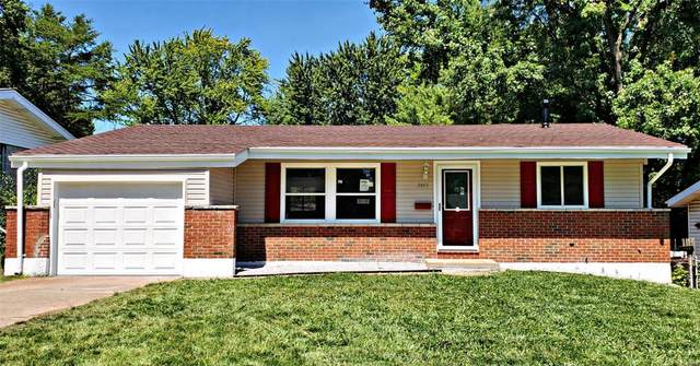 2643 Farber, St Louis, MO 63136 (#20063353) :: The Becky O'Neill Power Home Selling Team
