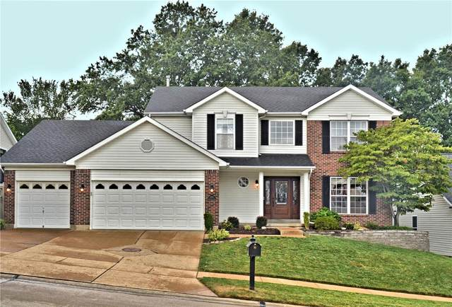 3031 Crystal Lake, St Louis, MO 63129 (#20063390) :: Clarity Street Realty