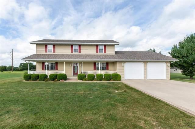 1423 White Oak Drive, Carrollton, IL 62016 (#20063421) :: Parson Realty Group