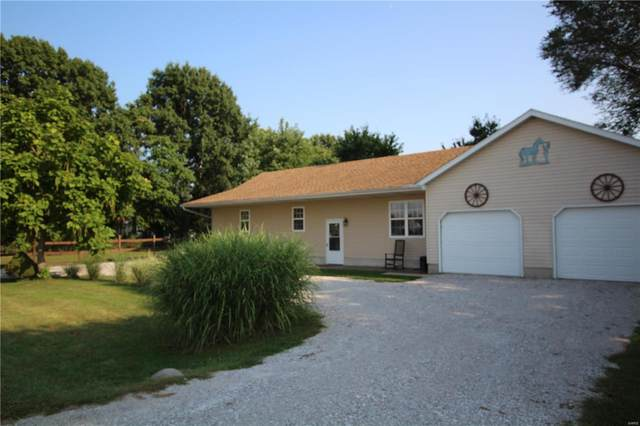 4546 Wagon Wheel Road, Roxana, IL 62084 (#20063427) :: Tarrant & Harman Real Estate and Auction Co.