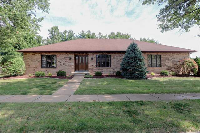 4517 Coyle Court, St Louis, MO 63128 (#20063485) :: The Becky O'Neill Power Home Selling Team