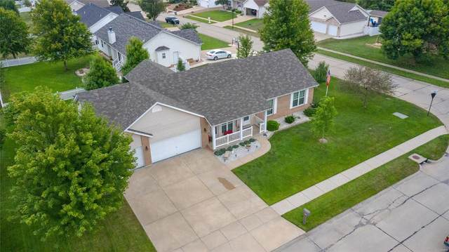 1172 Sunset Green Drive, O'Fallon, MO 63366 (#20063511) :: The Becky O'Neill Power Home Selling Team