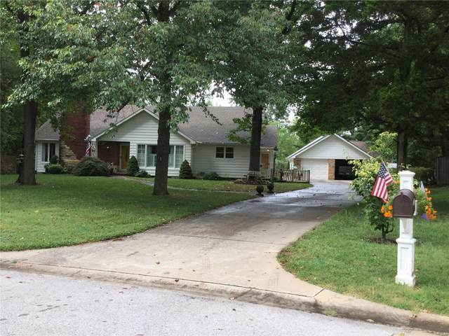 23 Hillcrest, CARBONDALE, IL 62901 (#20063522) :: Clarity Street Realty