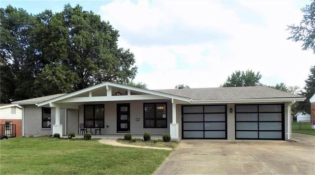 124 Nassau Way, Ballwin, MO 63021 (#20063580) :: The Becky O'Neill Power Home Selling Team