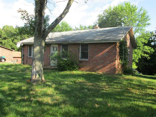 5444 Donald, High Ridge, MO 63049 (#20063586) :: Parson Realty Group