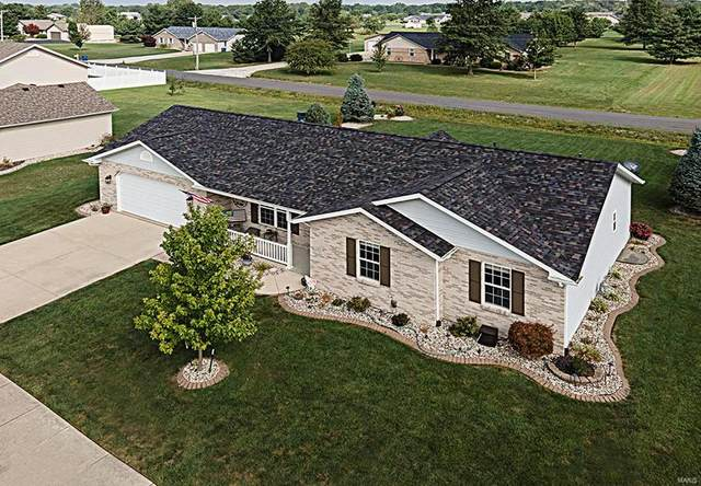 225 Baneberry Drive, Highland, IL 62249 (#20063600) :: The Becky O'Neill Power Home Selling Team