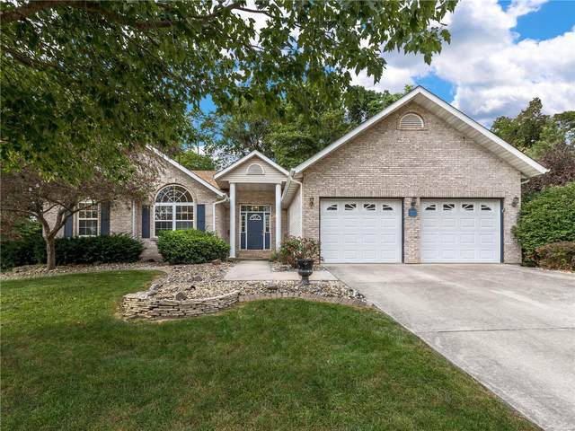 7 Hickory Drive, Maryville, IL 62062 (#20063605) :: The Becky O'Neill Power Home Selling Team