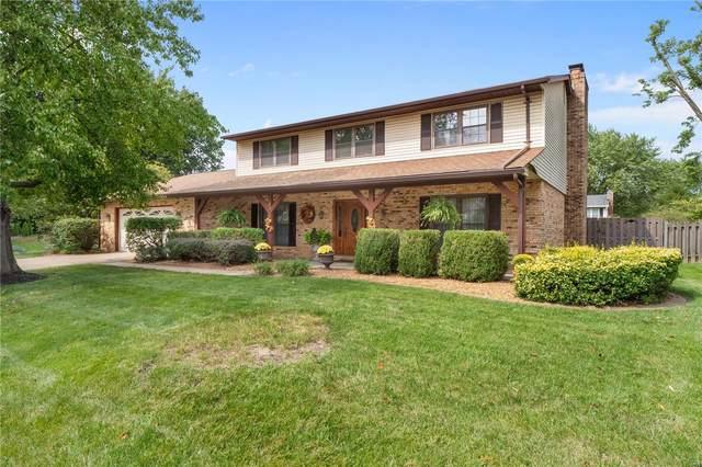 102 Arrowhead Lane, O'Fallon, IL 62269 (#20063614) :: The Becky O'Neill Power Home Selling Team