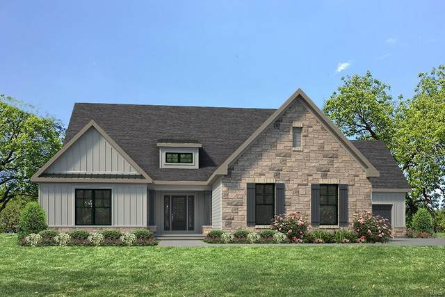1 Conway 3 Bed @  Fienup Farms, Chesterfield, MO 63005 (#20063617) :: Parson Realty Group