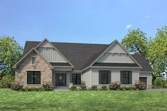 1 Thornhill 3 Bed @ Fienup Farms, Chesterfield, MO 63005 (#20063625) :: Parson Realty Group