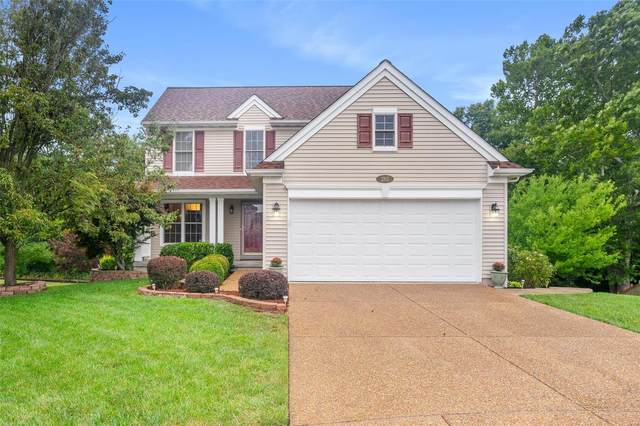 282 Gentry Edwin Court, Wentzville, MO 63385 (#20063679) :: The Becky O'Neill Power Home Selling Team