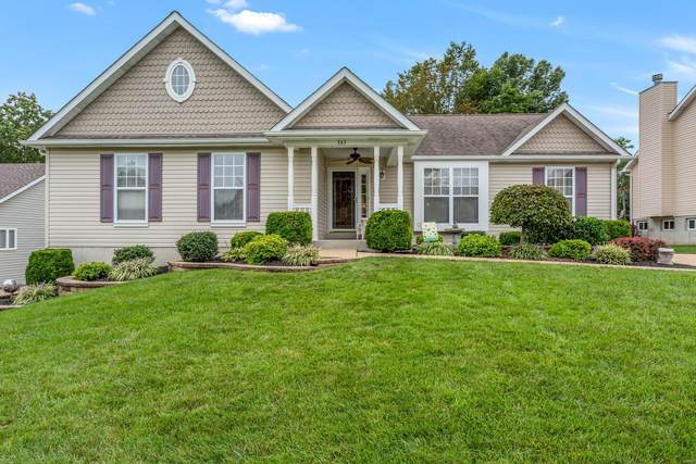 343 Montesano Park Drive, Imperial, MO 63052 (#20063736) :: Parson Realty Group