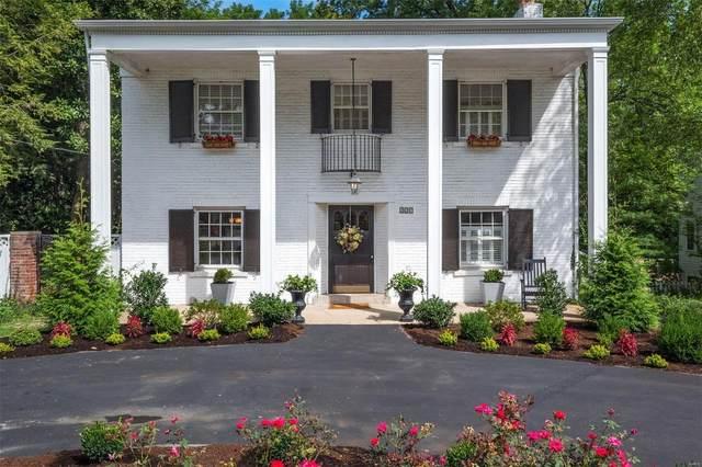 227 Orrick Lane, St Louis, MO 63122 (#20063752) :: Walker Real Estate Team