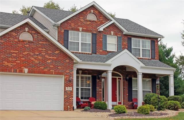6 Wolfe Creek Court, Glen Carbon, IL 62034 (#20063753) :: Hartmann Realtors Inc.