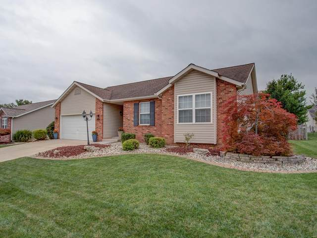 7004 Stallion Drive, Edwardsville, IL 62025 (#20063758) :: The Becky O'Neill Power Home Selling Team