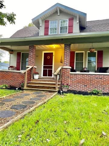 207 N Dudley Street, Pittsburg, IL 62974 (#20063775) :: Century 21 Advantage