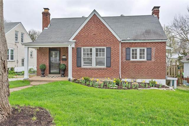 104 S Fillmore Avenue, Kirkwood, MO 63122 (#20063814) :: Hartmann Realtors Inc.