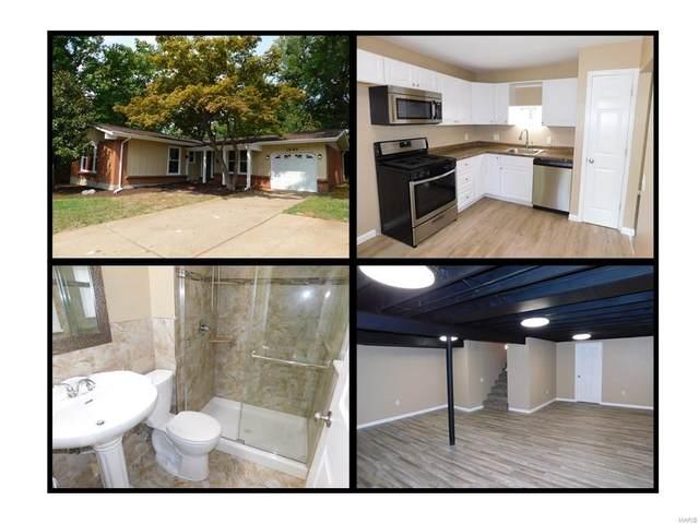 1885 Saint Anthony Lane, Florissant, MO 63033 (#20063870) :: Kelly Hager Group | TdD Premier Real Estate