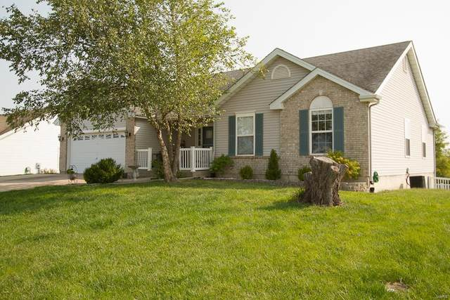 108 Wingate Drive, Troy, MO 63379 (#20063895) :: Parson Realty Group