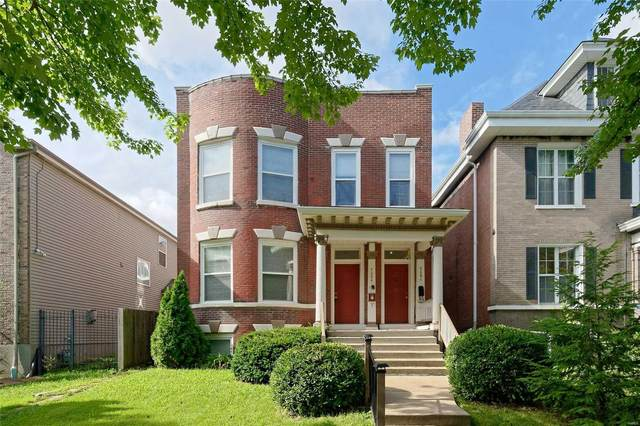 4204 Mcpherson Avenue, St Louis, MO 63108 (#20063901) :: RE/MAX Professional Realty