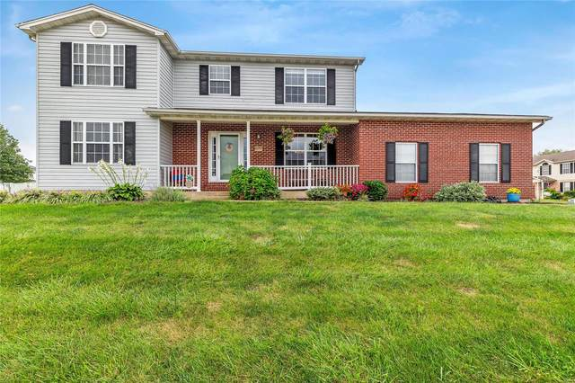 542 Shamrock Drive, Waterloo, IL 62298 (#20063922) :: The Becky O'Neill Power Home Selling Team