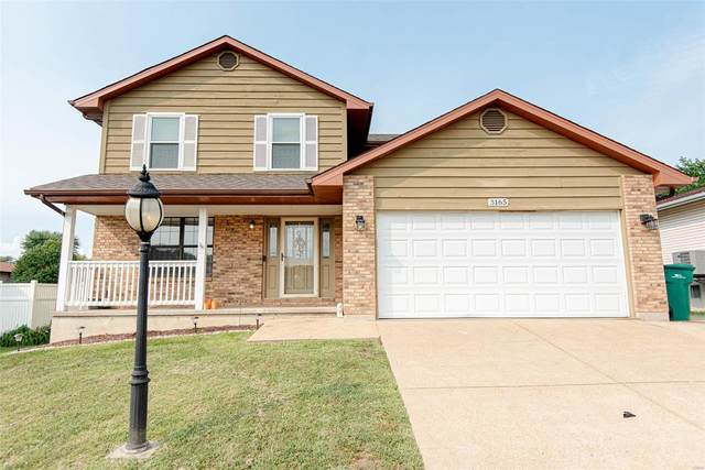 3165 Lupine Drive, Arnold, MO 63010 (#20063948) :: Parson Realty Group