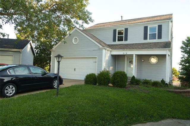 213 Coachman, O'Fallon, MO 63368 (#20064046) :: The Becky O'Neill Power Home Selling Team