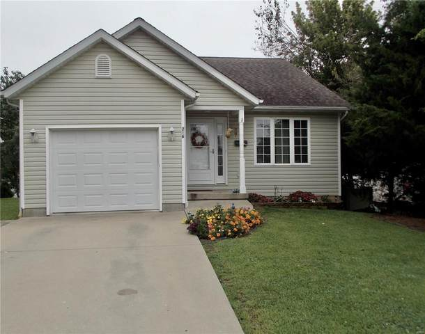 216 Oak Street, Waterloo, IL 62298 (#20064078) :: The Becky O'Neill Power Home Selling Team