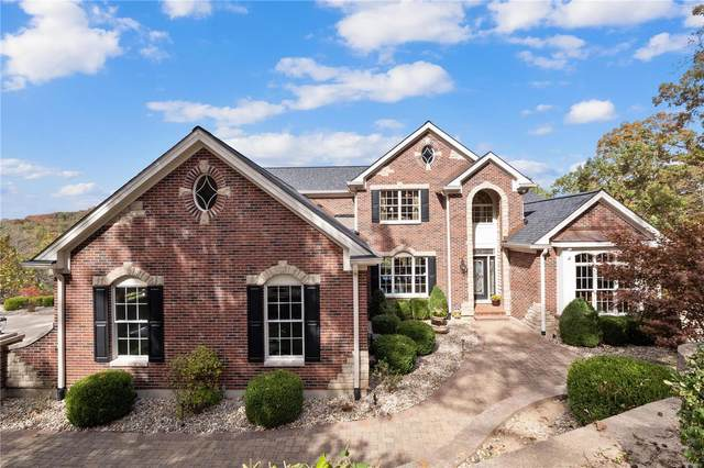 1511 Palisades Drive, Wildwood, MO 63021 (#20064103) :: The Becky O'Neill Power Home Selling Team