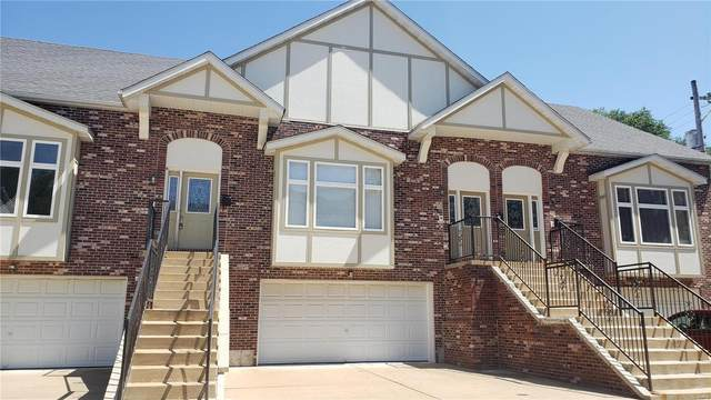 10 Cabanne Townhome Dr, St Louis, MO 63112 (#20064158) :: The Becky O'Neill Power Home Selling Team