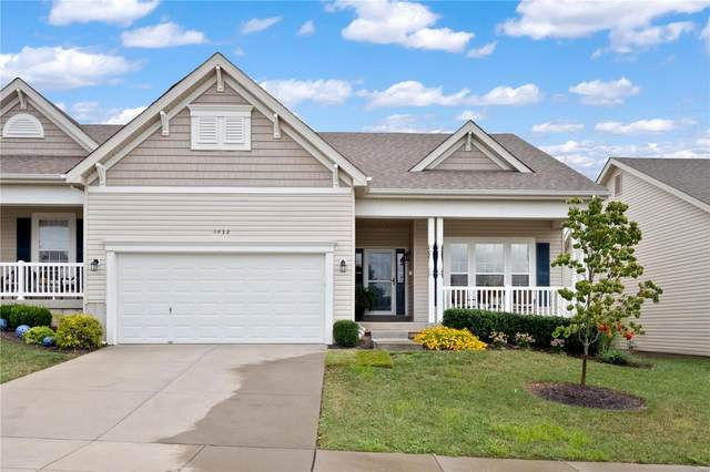 1432 Colonial Drive, Cottleville, MO 63304 (#20064160) :: Kelly Hager Group | TdD Premier Real Estate