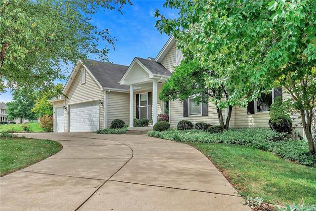 73 Somerset Hills Court, Saint Charles, MO 63303 (#20064192) :: The Becky O'Neill Power Home Selling Team