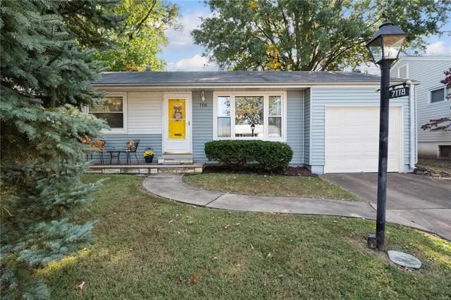 7118 General Sherman Lane, St Louis, MO 63123 (#20064236) :: Parson Realty Group